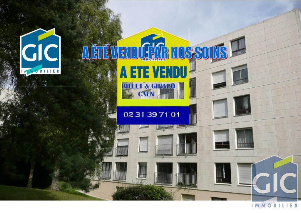 Appartement Caen 1 pièce(s) 26 m²