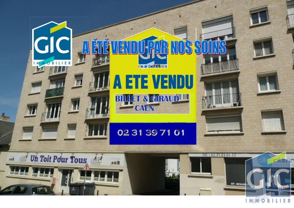 Appartement Caen 3 pièce(s) 61 m²