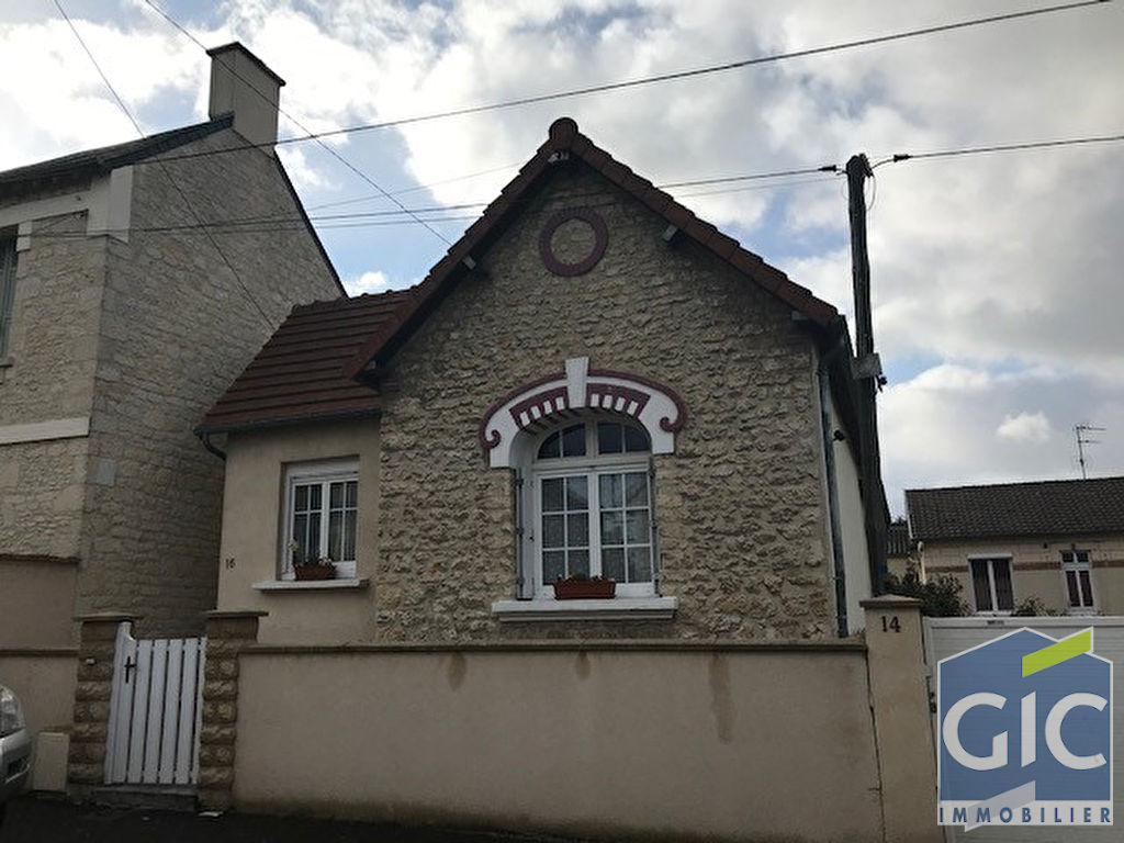 Caen Rive Droite Maison 3 pièces