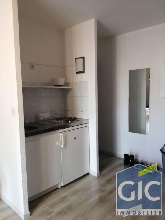 Vente CAEN proche centre T1 MEUBLE  vendu libre parfait état  23.11 m²