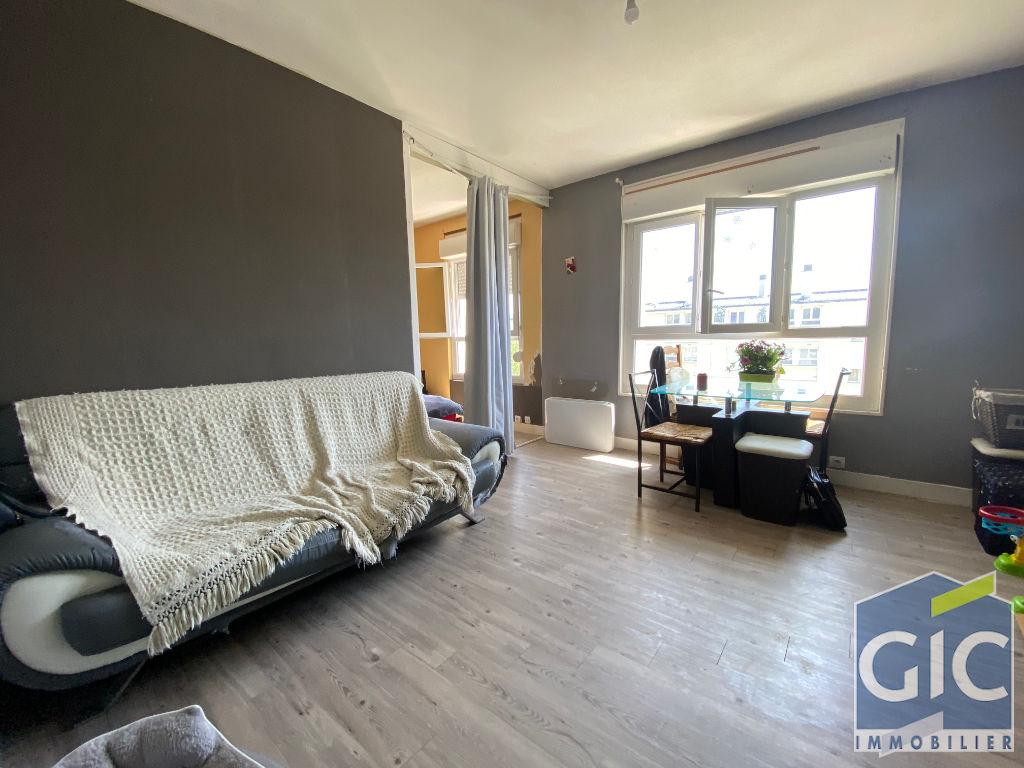 A VENDRE - Appartement Caen 3 pièces 49.86 m2