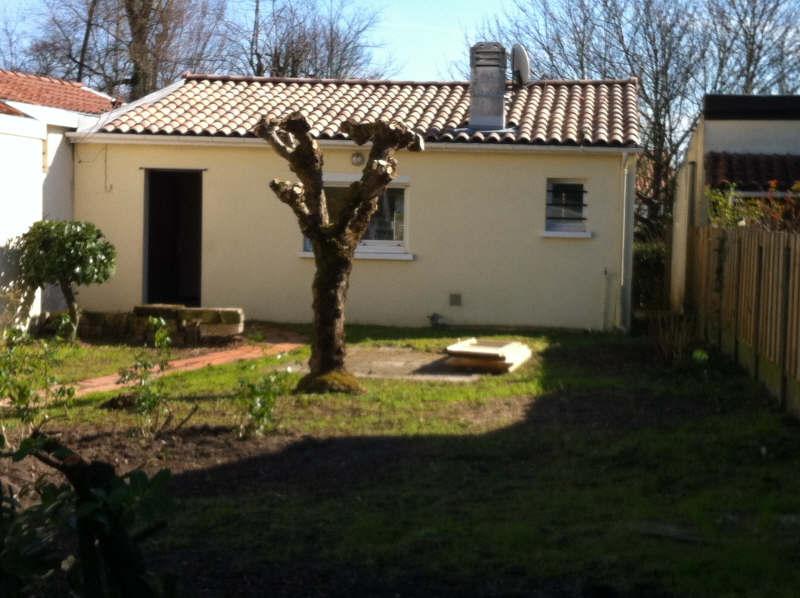 Location maison / villa Merignac 674€ CC - Photo 1