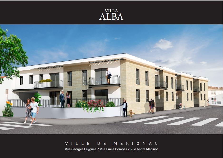 Rental apartment Merignac 737€ CC - Picture 1