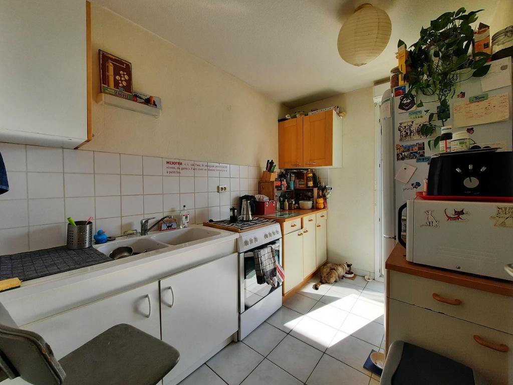 Vente appartement Bordeaux 190000€ - Photo 9
