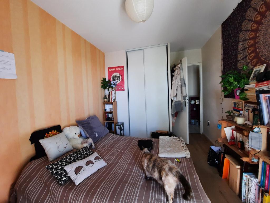 Vente appartement Bordeaux 190000€ - Photo 10