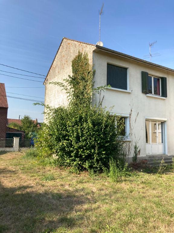 Vente maison / villa Ribecourt dreslincourt 107000€ - Photo 1