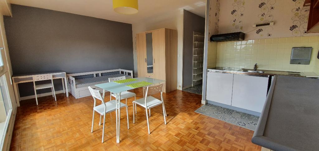 Vente appartement Compiegne 96000€ - Photo 1