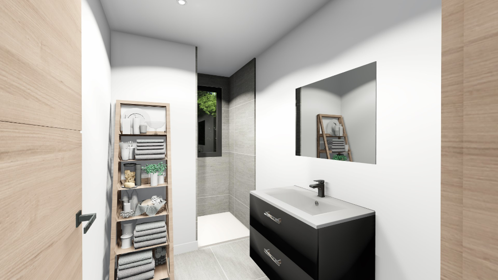 Sale apartment Les angles 272 688€ - Picture 3