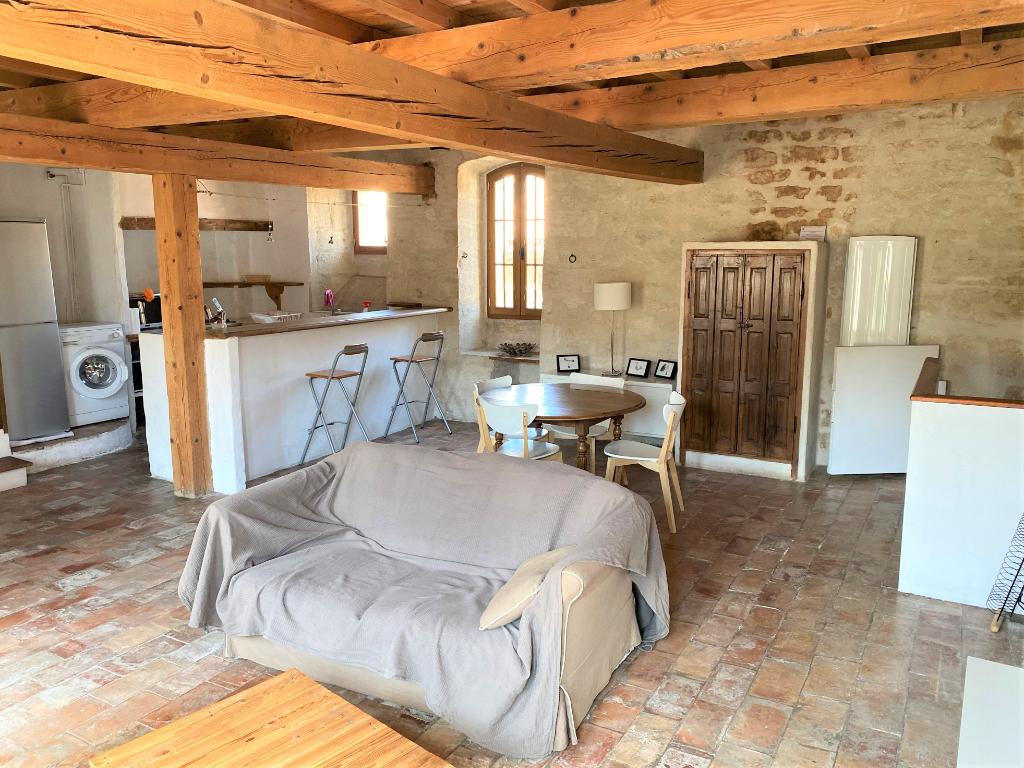 Sale house / villa Villeneuve les avignon 349000€ - Picture 1
