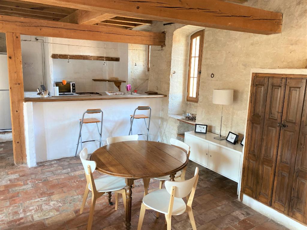 Sale house / villa Villeneuve les avignon 349000€ - Picture 3