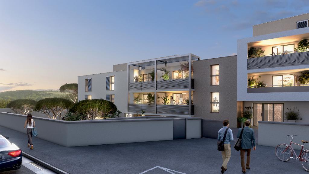 Sale apartment Villeneuve les avignon 194000€ - Picture 1