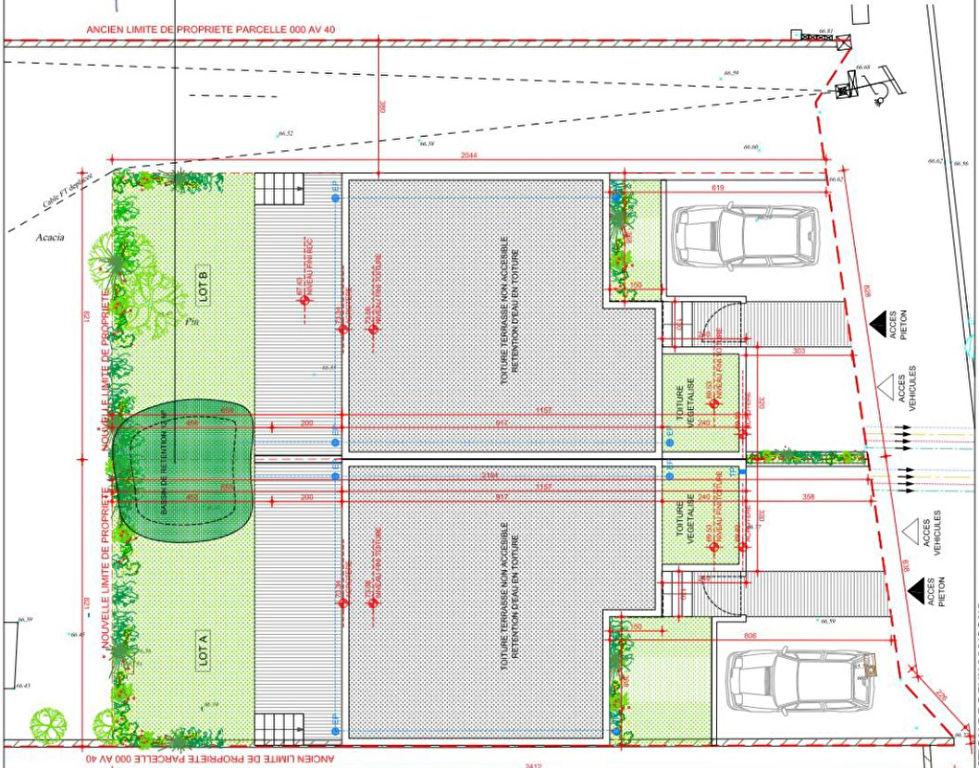 Vente maison / villa Les angles 295000€ - Photo 2