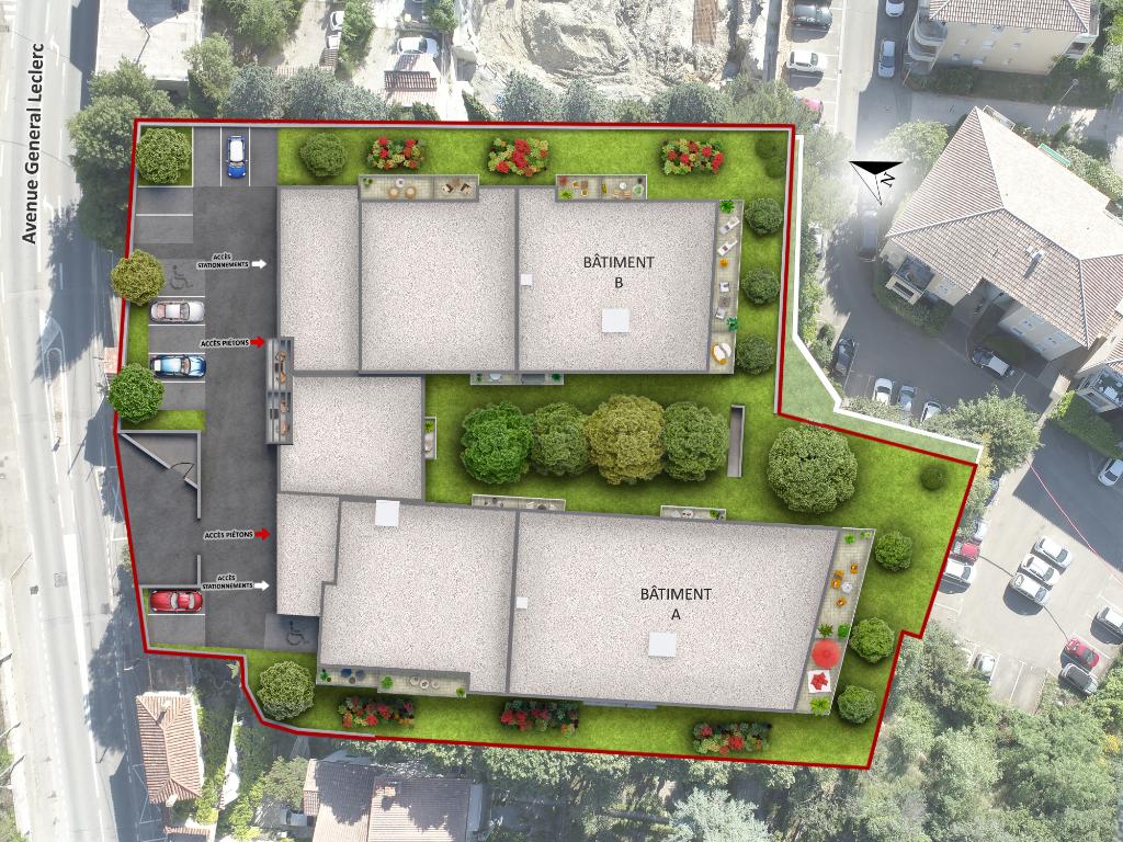 Vente appartement Villeneuve les avignon 262000€ - Photo 3