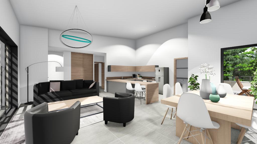 Vente appartement Les angles 435000€ - Photo 3