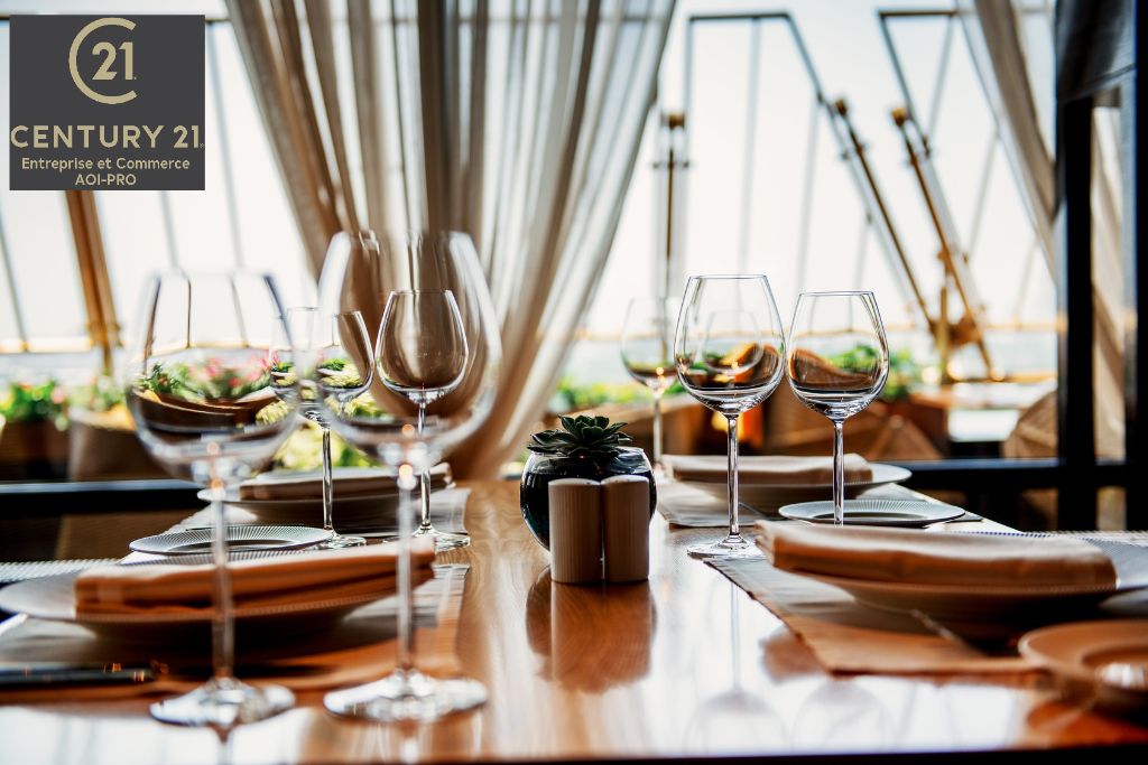 Restaurant à vendre - 131.0 m2 - 33 - Gironde