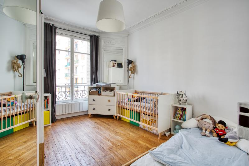 Venta  apartamento Paris 15ème 655000€ - Fotografía 5