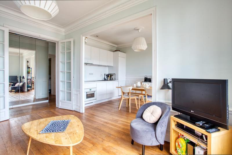 Venta  apartamento Paris 15ème 655000€ - Fotografía 9