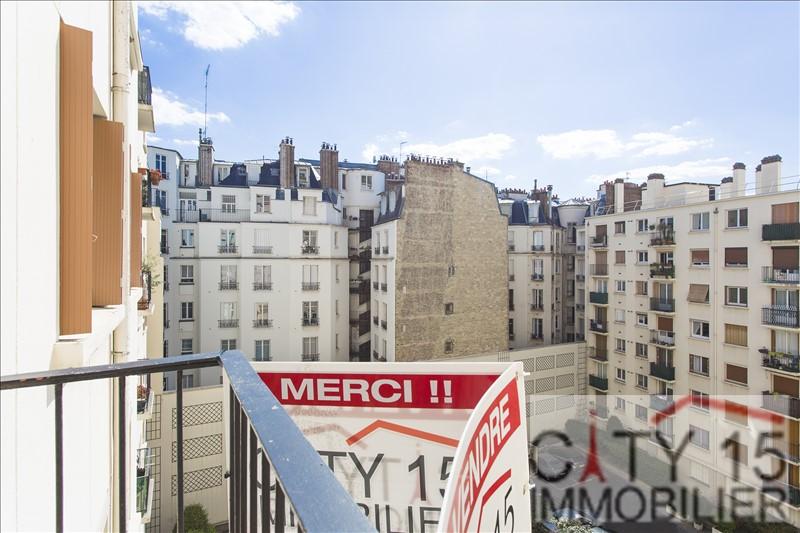 Verkauf wohnung Paris 15ème 698000€ - Fotografie 5