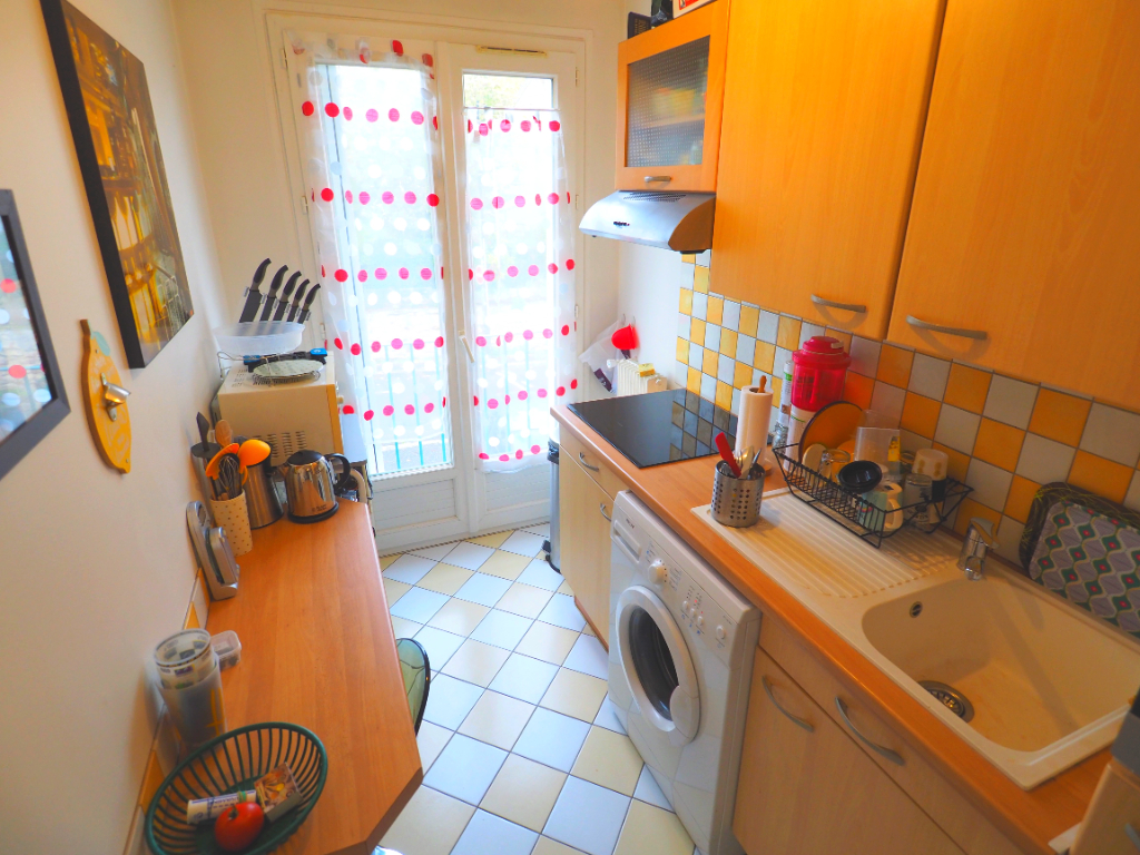 Revenda apartamento Andresy 129470€ - Fotografia 3