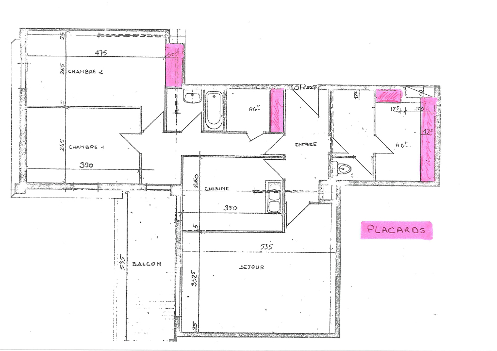 Sale apartment Eragny 179000€ - Picture 8