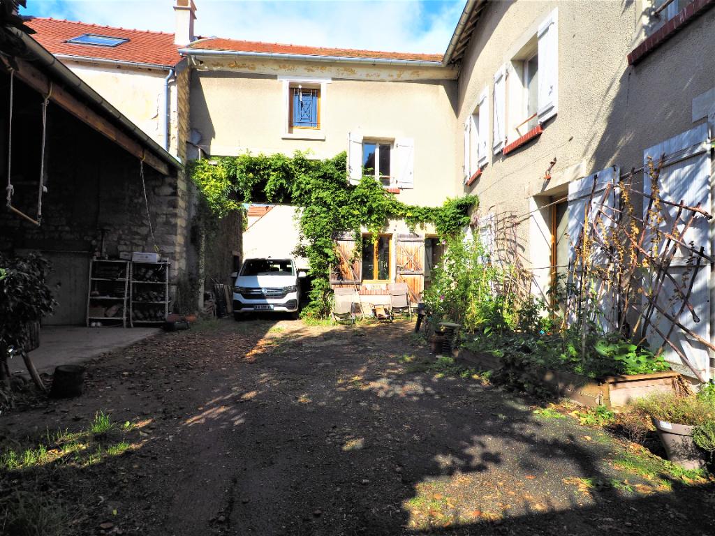Revenda casa Maurecourt 599000€ - Fotografia 12