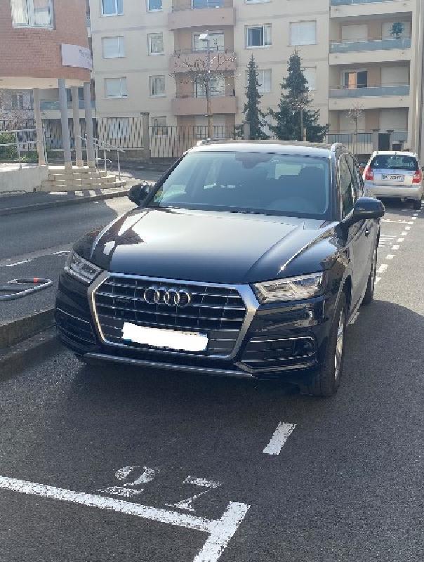 Parking 1 pièce