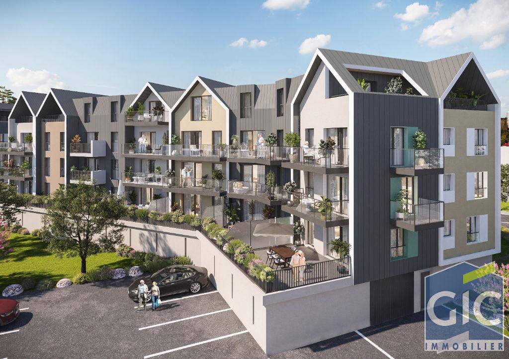 Appartement Courseulles Sur Mer 3 pièce(s) 69.35 m2