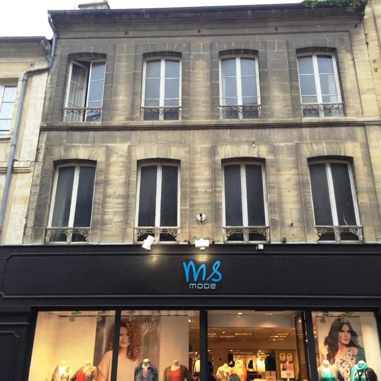 Immeuble Bayeux 601 m2