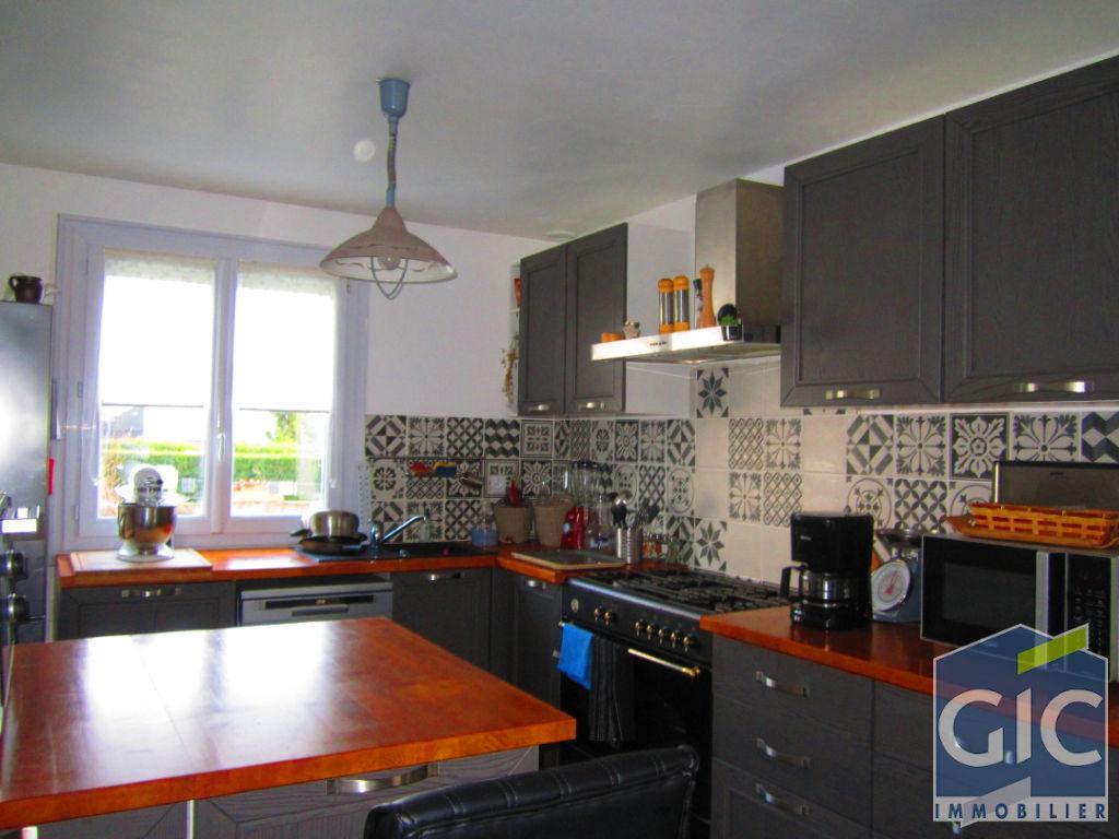Maison PLAIN PIED Giberville 4 pièce(s) 83 m2 - 2 Chambres