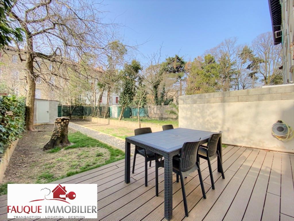 Vente appartement Valence 115000€ - Photo 5