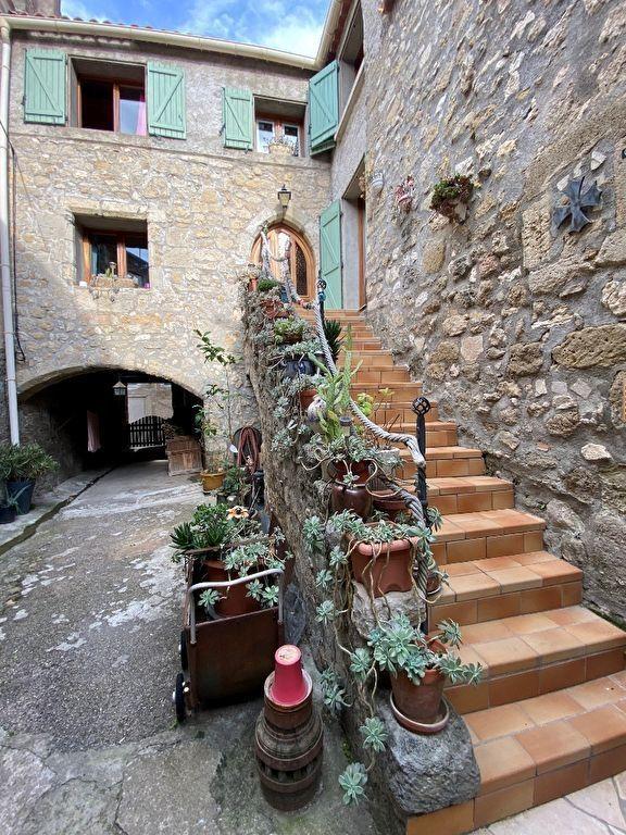 Sale house / villa Lespignan 147000€ - Picture 1