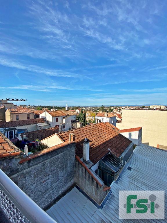 Sale apartment Beziers 92000€ - Picture 1