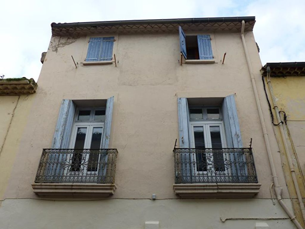 Venta  edificio Beziers 135000€ - Fotografía 1