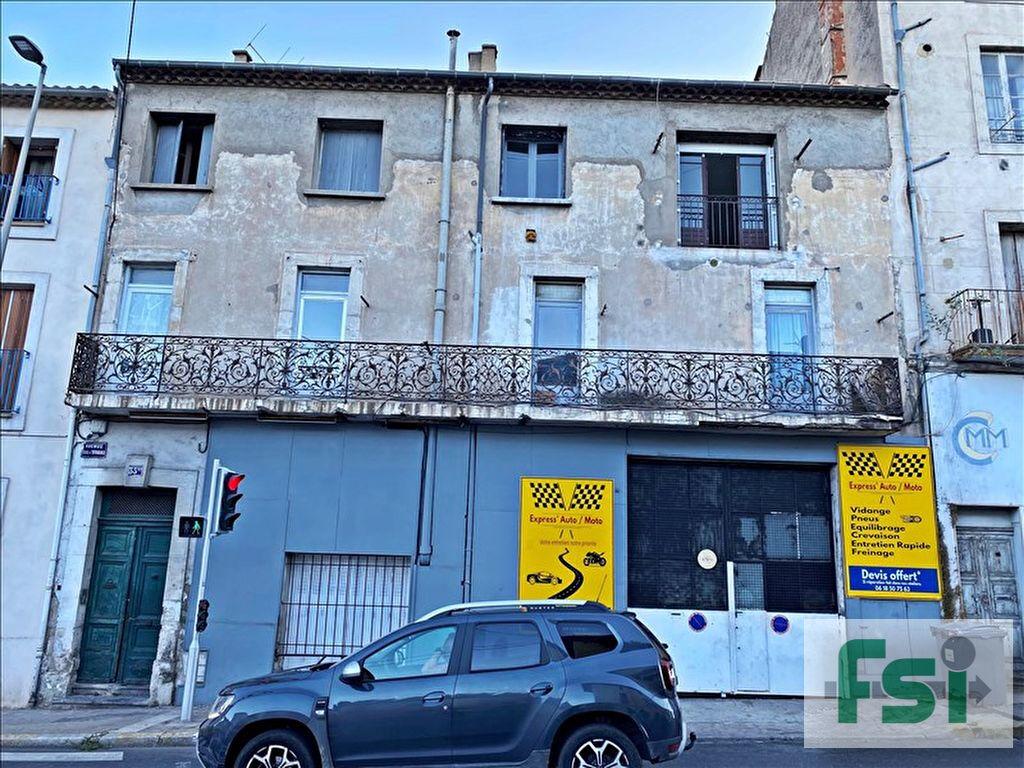 Sale building Beziers 294000€ - Picture 1