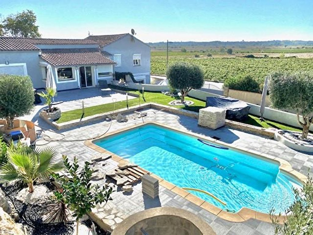 Sale house / villa Montady 475000€ - Picture 1
