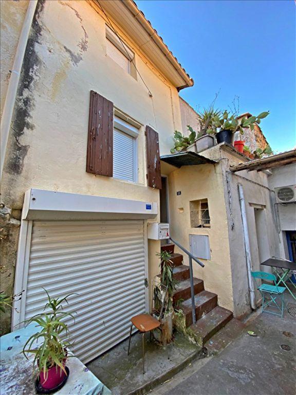 Venta  casa Cazouls les beziers 66000€ - Fotografía 1