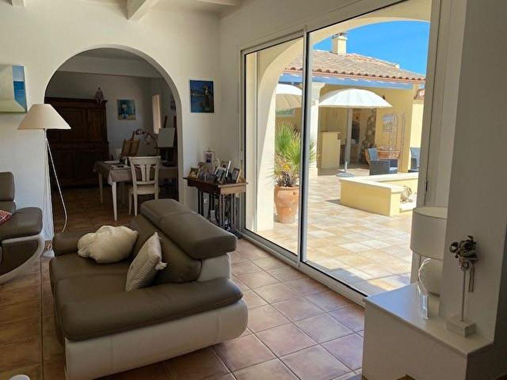 Sale house / villa Thezan les beziers 595000€ - Picture 8