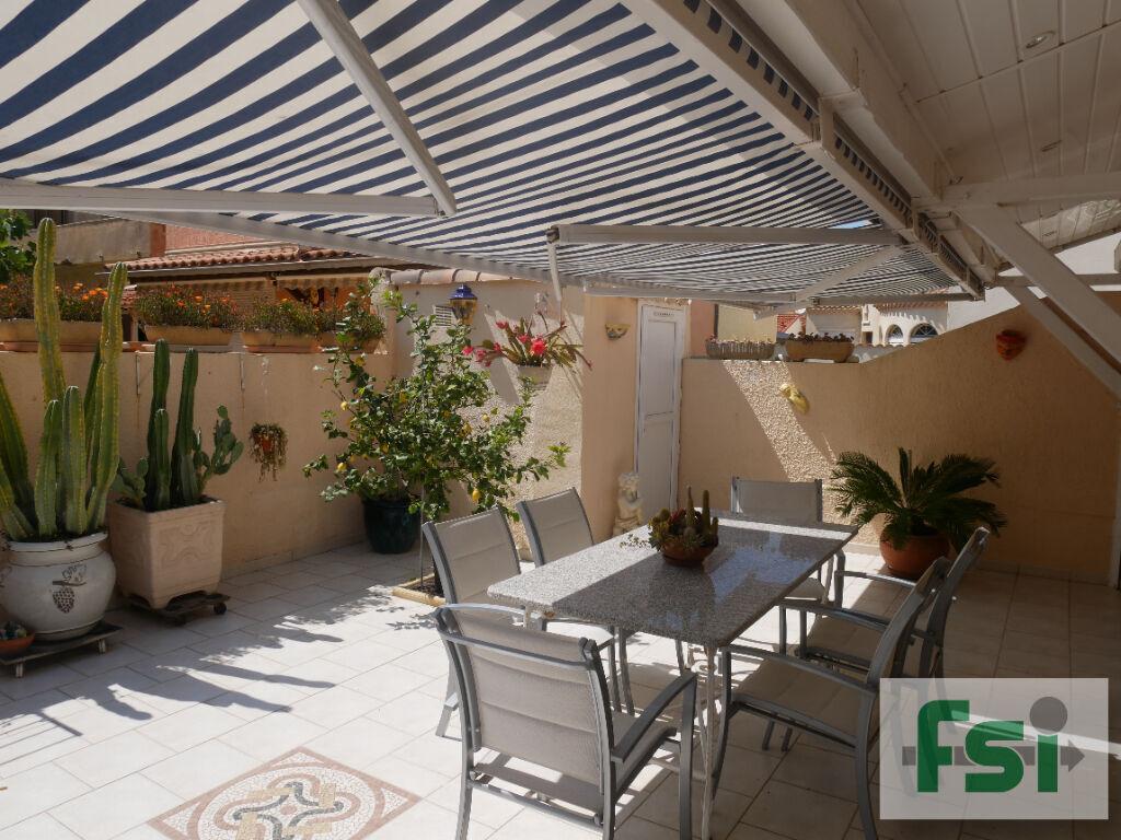 Venta  casa Valras plage 332000€ - Fotografía 1