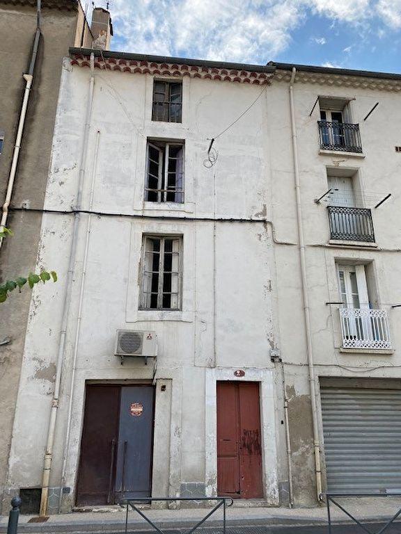 Vente immeuble Beziers 132500€ - Photo 2