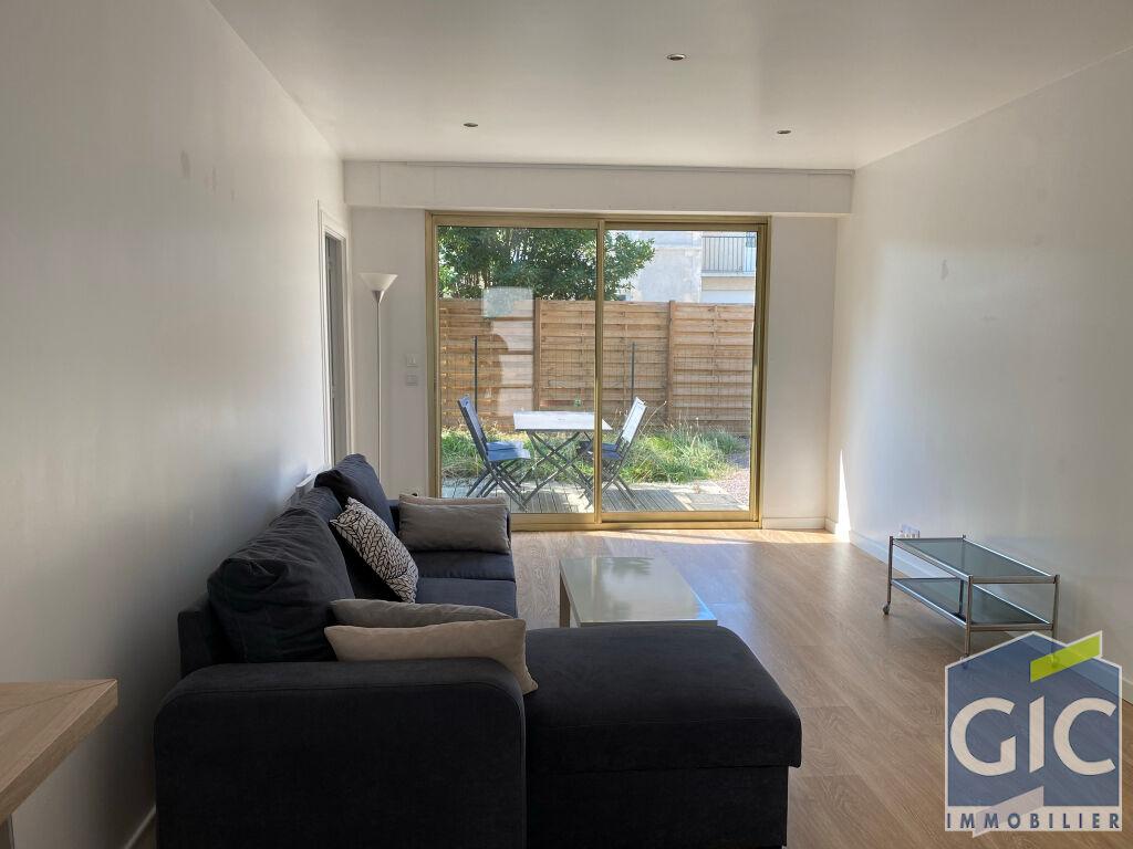 A louer maison meublée 2 pièces de 43m²