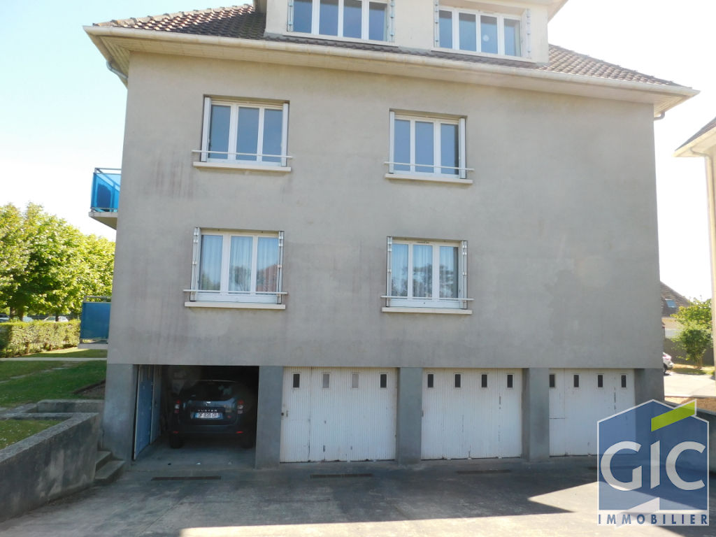 A vendre garage Ouistreham