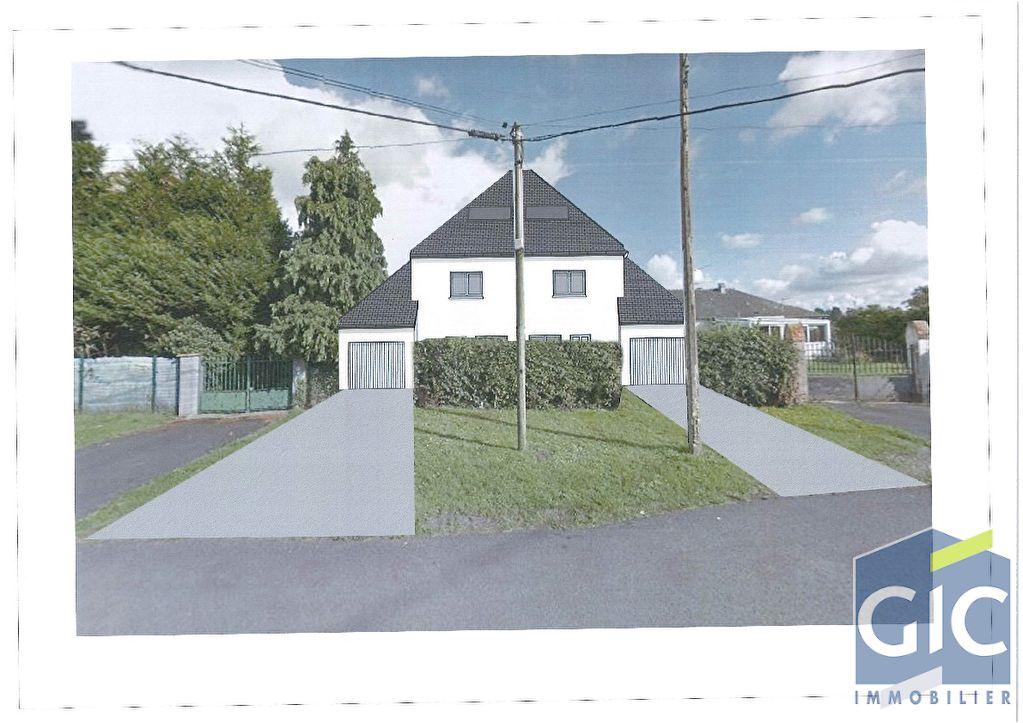 Projet Maison NEUVE Cabourg 4 pièces 71 m2