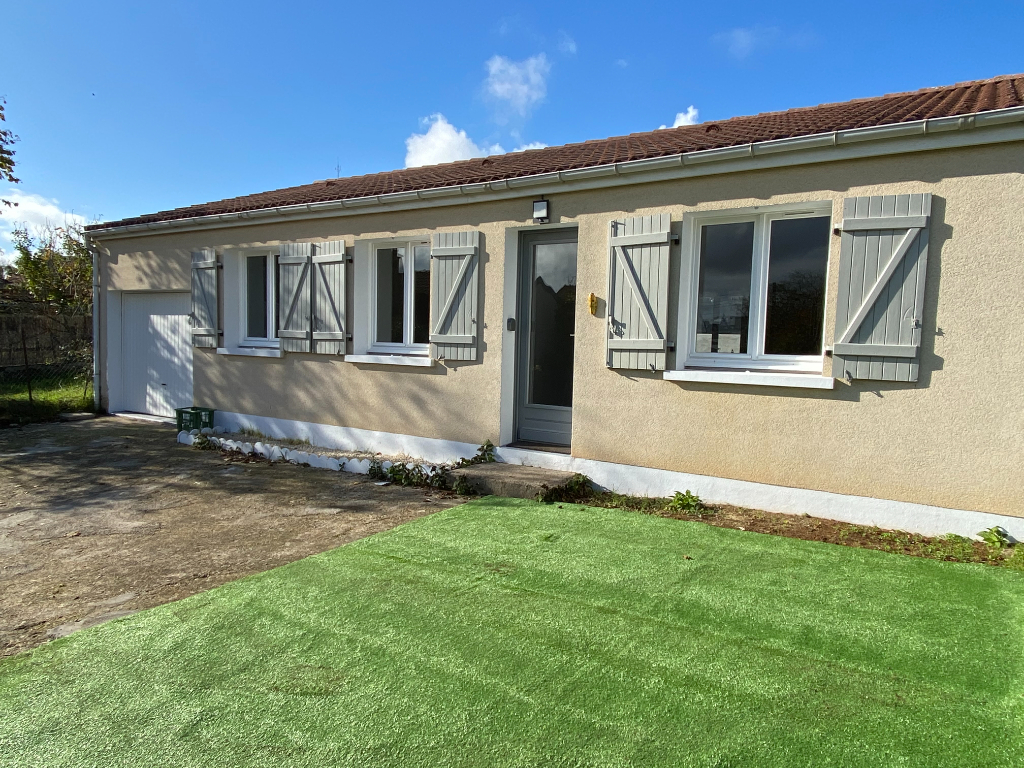 Vente maison / villa Poitiers 220 000€ - Photo 2