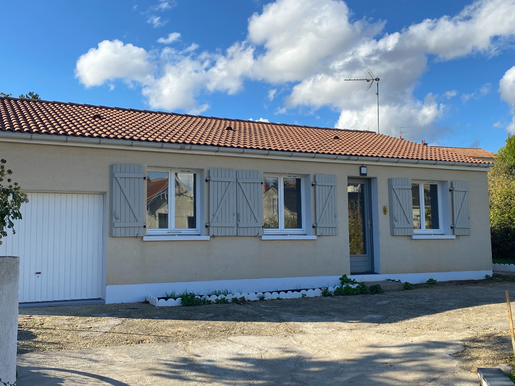 Vente maison / villa Poitiers 220 000€ - Photo 5