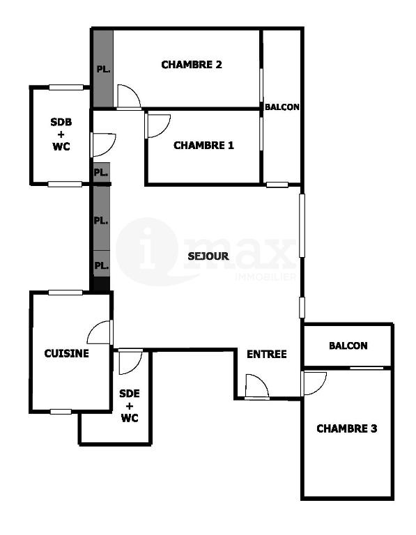 Sale apartment Levallois perret 1220000€ - Picture 13