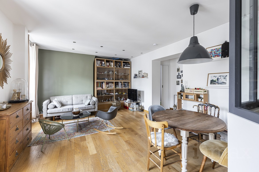 Sale apartment Levallois perret 575000€ - Picture 1