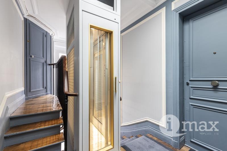Sale apartment Levallois perret 530000€ - Picture 9