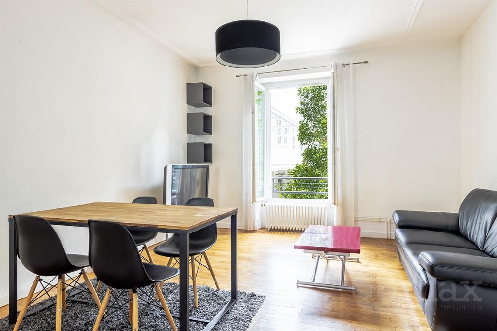 Sale apartment Levallois perret 599000€ - Picture 1