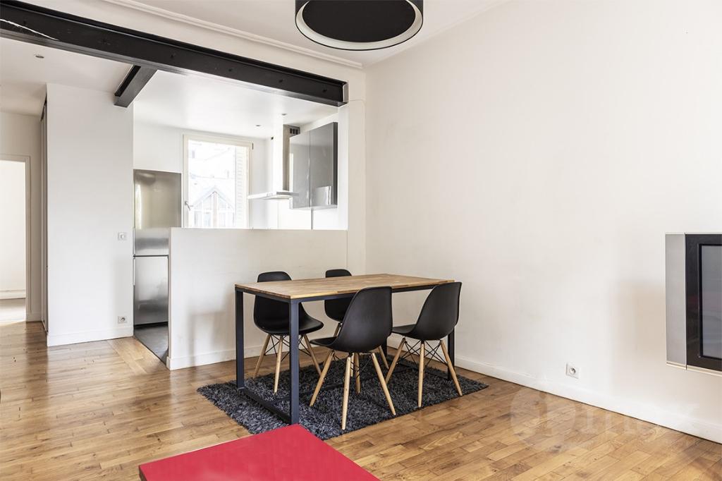 Sale apartment Levallois perret 599000€ - Picture 2