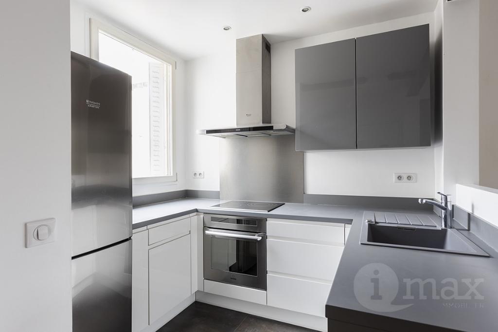Sale apartment Levallois perret 599000€ - Picture 3